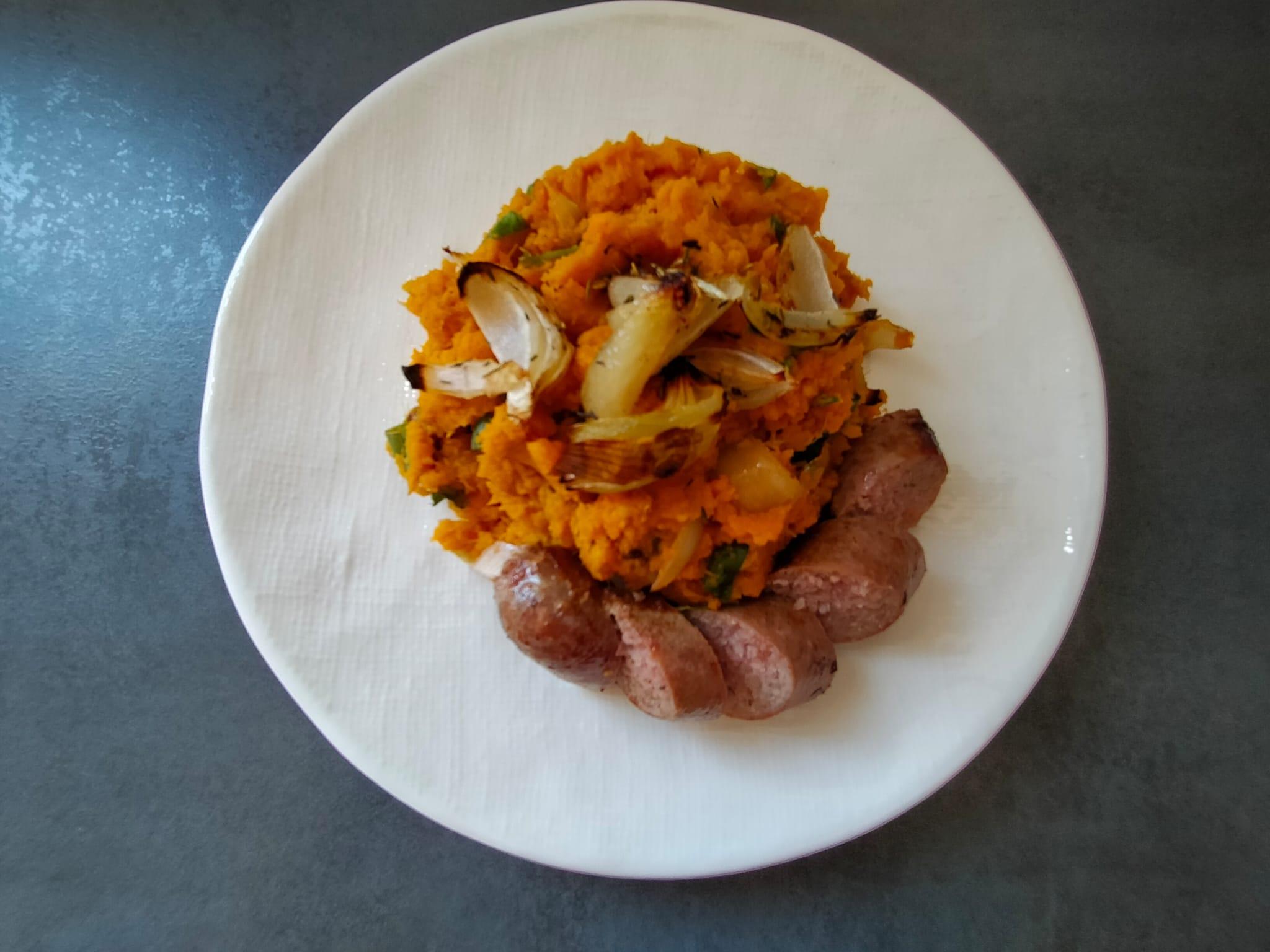 recept zoete aardappel palmkool